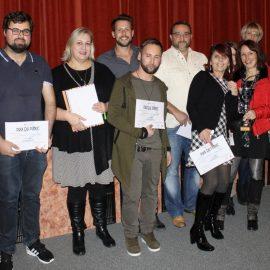 Et les vainqueurs du Festival Amateur sont…
